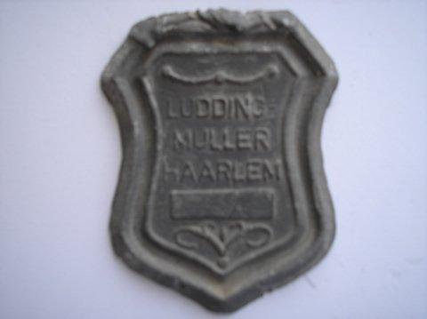 Naam: Ludding-MullerPlaats: HaarlemJaartal: 1950
