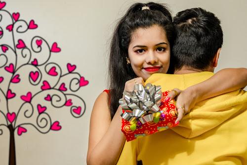 Be My Valentine by Arnab Dutta - Public Holidays Valentines Day ( love, gift, couple, valentine,  )