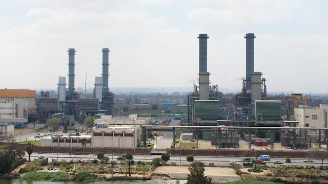 ازاي اروح شركة شمال القاهره لانتاج الكهرباء  محطة شمال القاهرة لانتاج الكهرباء