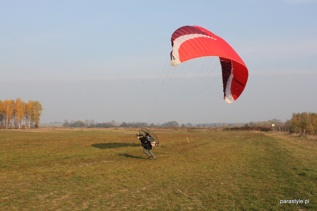 Szkolenie paralotniowe Październik 2011 - IMG_9988.JPG