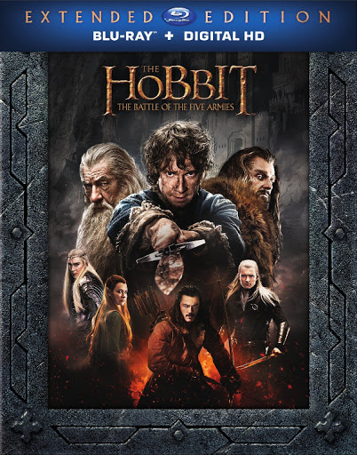 The Hobbit: The Battle of the Five Armies [Extended Edition] (2014) เดอะ ฮอบบิท: สงคราม 5 ทัพ