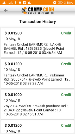 How To Complate Zoyalo offer in champ Cash ?