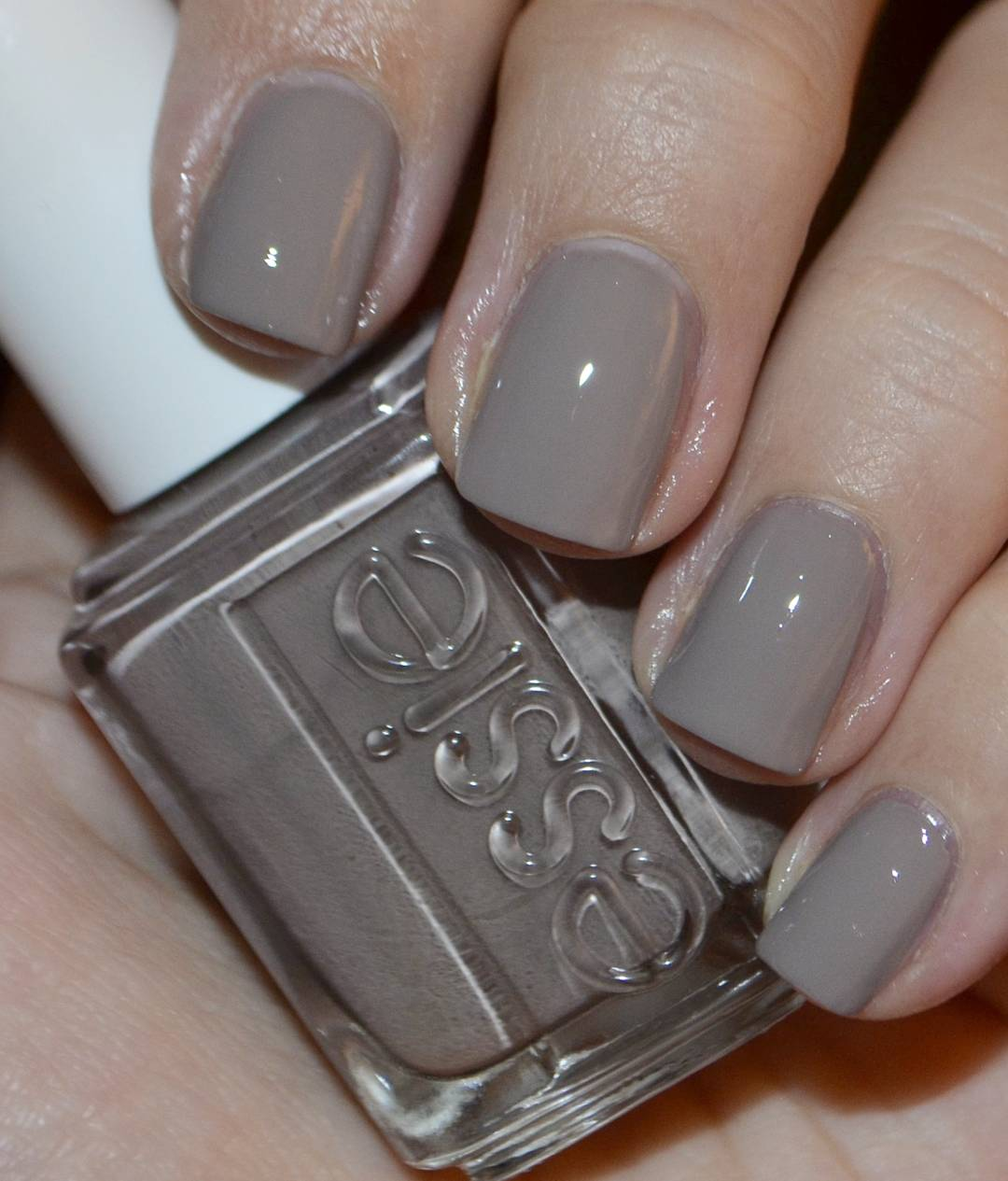 Blue Grey Nail Polish Essie: Essie Gray, Greige And Taupe Shades