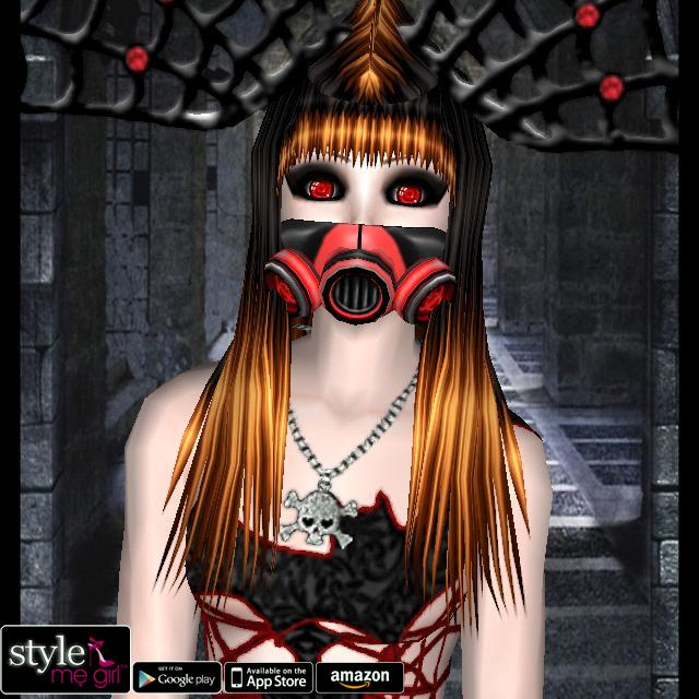 Style Me Girl Level 18 - Halloween - Penelope