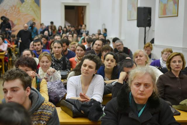 Seara cultural duhorvniceasca la FTOUB 236