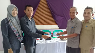 Kasek SMK Indonesia Mas 2 Sertijab
