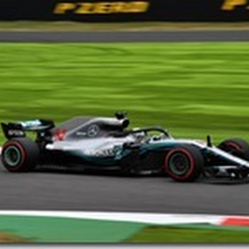 GP del Giappone: Hamilton in pole. Disastro Ferrari