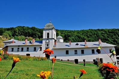 frasinei manastirea