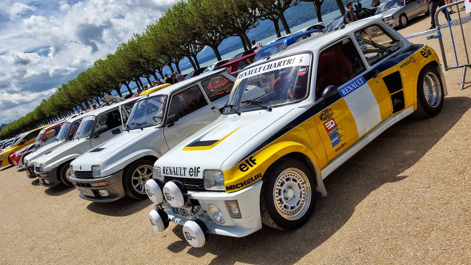 -5e Rassemblement RS et Alpine : 11/12 juin 2016 à Aix- - Page 5 20160611_124508
