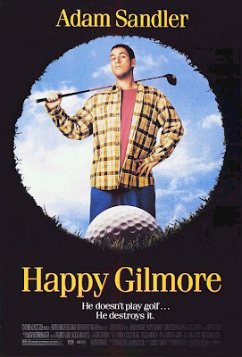 Happy Gilmore audio latino