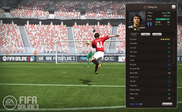 Những lý do khiến game thủ nên thử FIFA Online 3 2