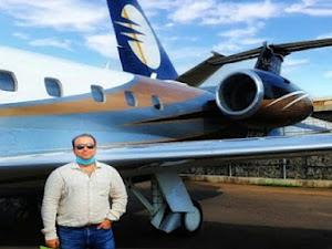 Demi Bisa Berkumpul Dengan Keluarga, Warga Dubai Ini Nekat Menyewa Jet Pribadi Dari India Ke UEA