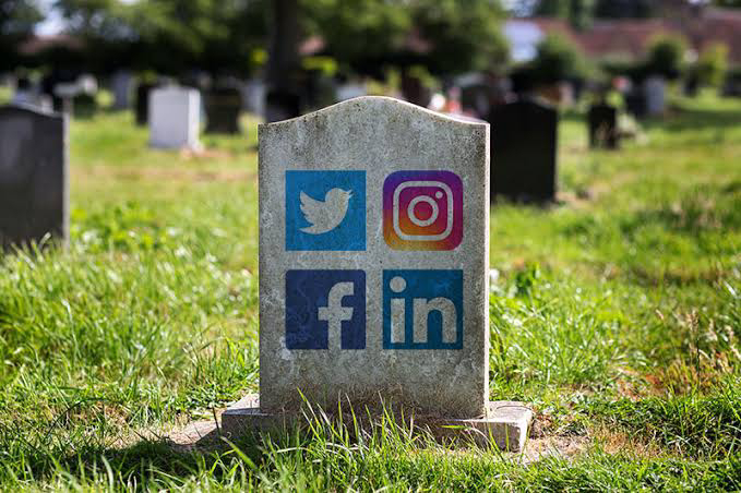 A Gentle Reminder That Your Social Media Likes Won't Flash Before Your Eyes When You Die