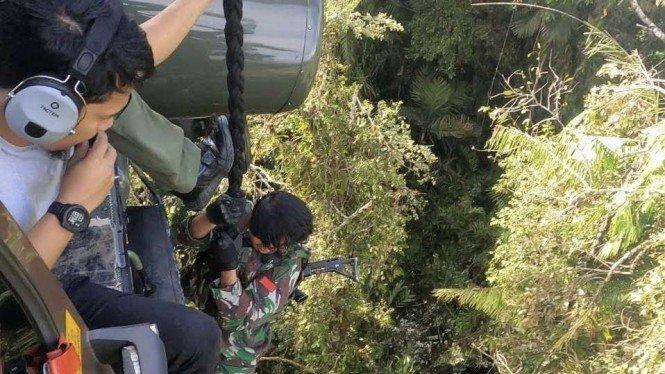Prajurit Koopsgabssus TNI Tembak Mati 2 Ter0ris Anak Buah Ali Kalora