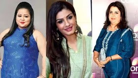 FIR filed against Raveena Tandon, Farah Khan and Bharti Singh