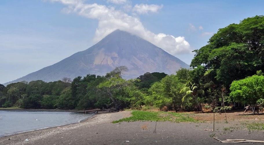 Ilha Ometepe e Lago Nicaragua