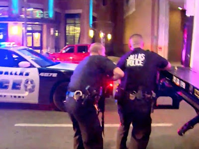4 officers shot dead, 11 wounded in Dallas
