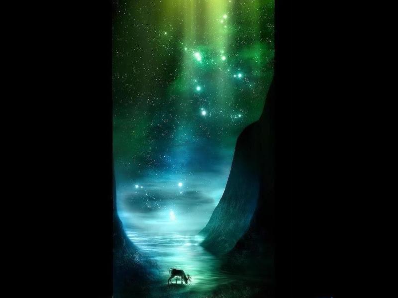 Magick Landscape Of Nightmare 1, Magical Landscapes 3
