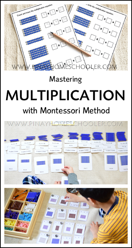 Montessori Multiplication: Extension Work