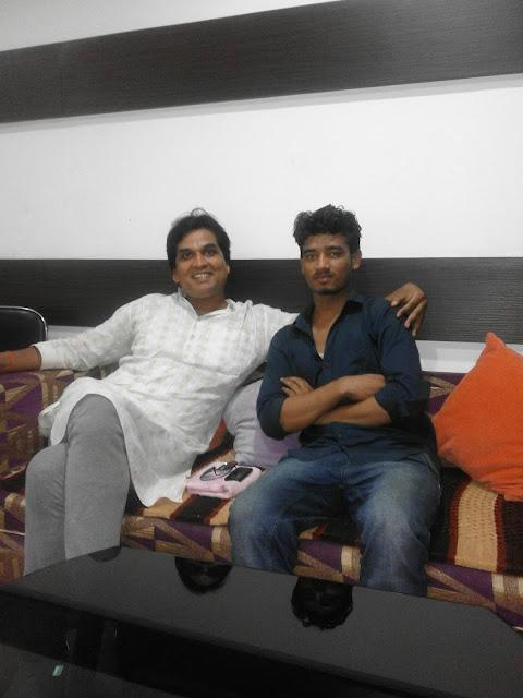 hindi film actor amiya kashyap ji ke sath interview aur
