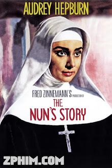 Câu Chuyện Người Nữ Tu - The Nun's Story (1959) Poster