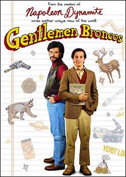 Gentlemen Broncos Dublado
