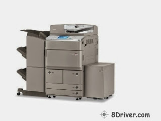 Get Canon iR-ADV 6065 Printer driver software & setting up
