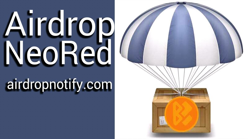 neo red crypto airdrop