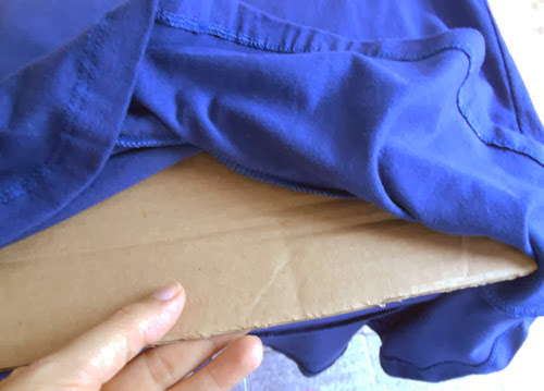 Customização de camiseta com Strass Hot Fix