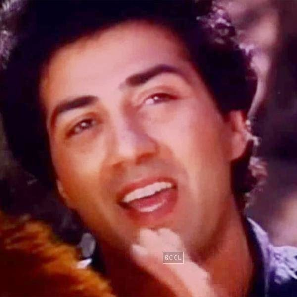 Sunny Deol looked quite lean and handsome when his romantic film Betaab was released. Click next to see how he looks now!