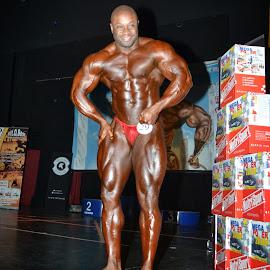 Campeonato de Extremadura Fisicoculturismo y Fitness
