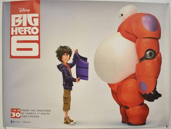 Big Hero 6 Hindi Dub