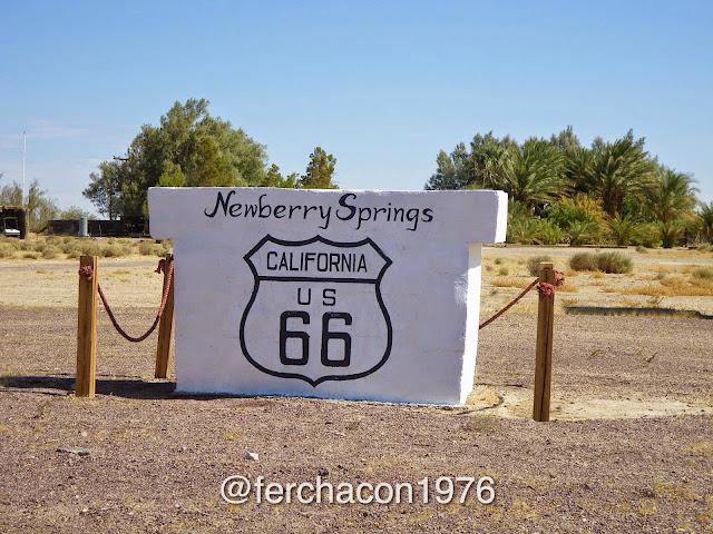 Ruta 66, Los Angeles - Amboy