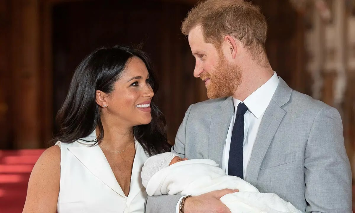 Meghan Markle Drops Duchess of Sussex Title in Lilibet Diana's birth certificate – But Prince Harry keeps HRH style