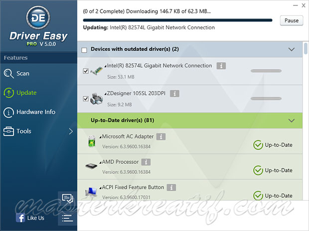 Driver Easy Pro 5.0.0