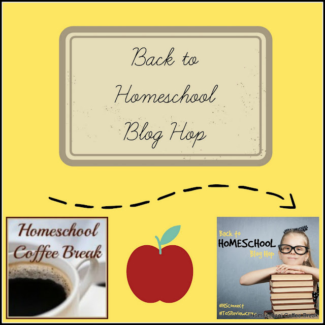 Get Ready for the Back to Homeschool Blog Hop! on Homeschool Coffee Break @ kympossibleblog.blogspot.com #HSConnect #TOSReviewCrew