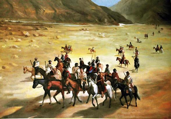 La guerra de la Independencia en Charcas (1809-1825)