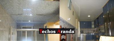 Techos en Toledo