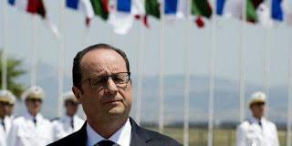 Lutte antiterroriste : Hollande souligne la nécessité d'une coopération «approfondie» entre l'Algérie et la France.