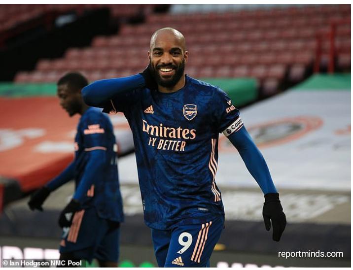 Premier League: Alexandre Lacazette nets brace in comfortable 3-0 Arsenal's win over Sheffield (Highlights) 2020-2021