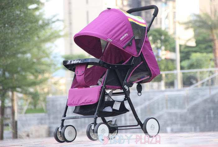 Xe đẩy trẻ em Seebaby QQ3, Seebaby QQ3
