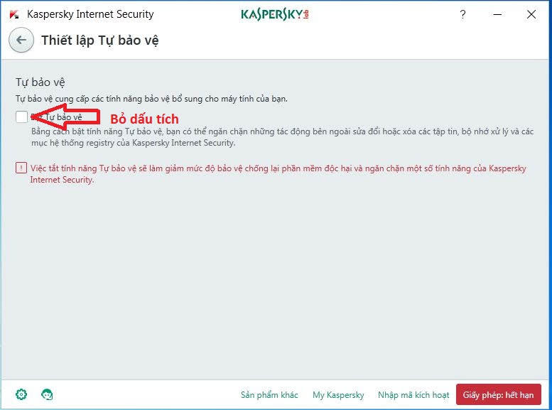 Kaspersky reset trial -3