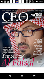 CEO Middle East- screenshot thumbnail