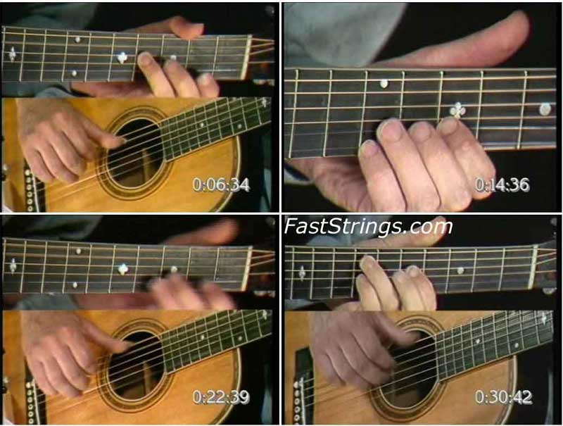Rick Ruskin - Acoustic Fingerstyle Guitar