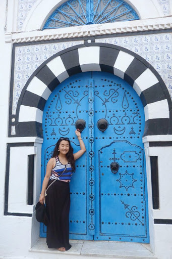HIUSA's IOU Respect  - an extraordinary exchange opportunity! 2014 was Tunisia