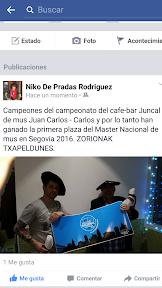 Juan Carlos caballo Hernández  y Marijose Marquez Martin, Campeones del | campeonato cafe-bar juncal