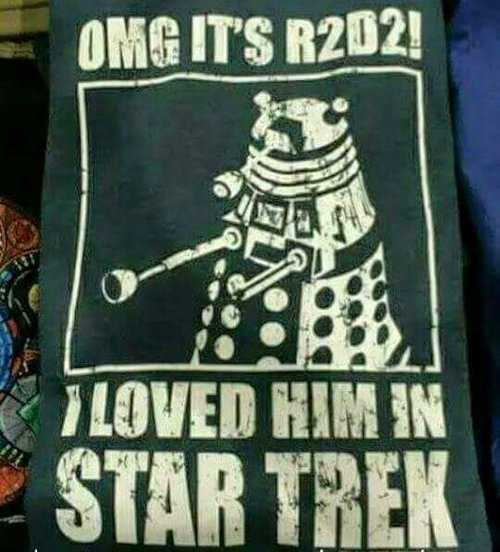 Makes the geeks rage