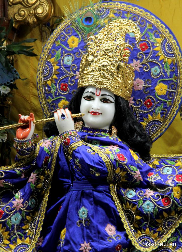 ISKCON Juhu Mangal Deity Darshan on 17th Jan 2017 (17)