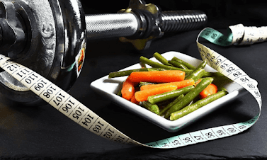 The main parts in the diet for weight loss