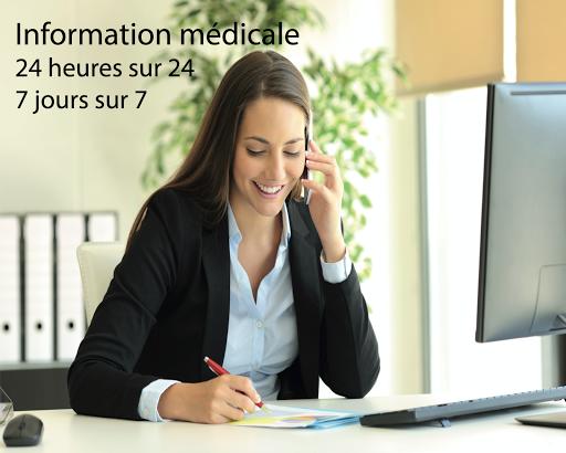 Plus d'informations sur notre service d'information médicale